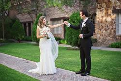 California wedding at Anaheim Majestic Garden Hotel