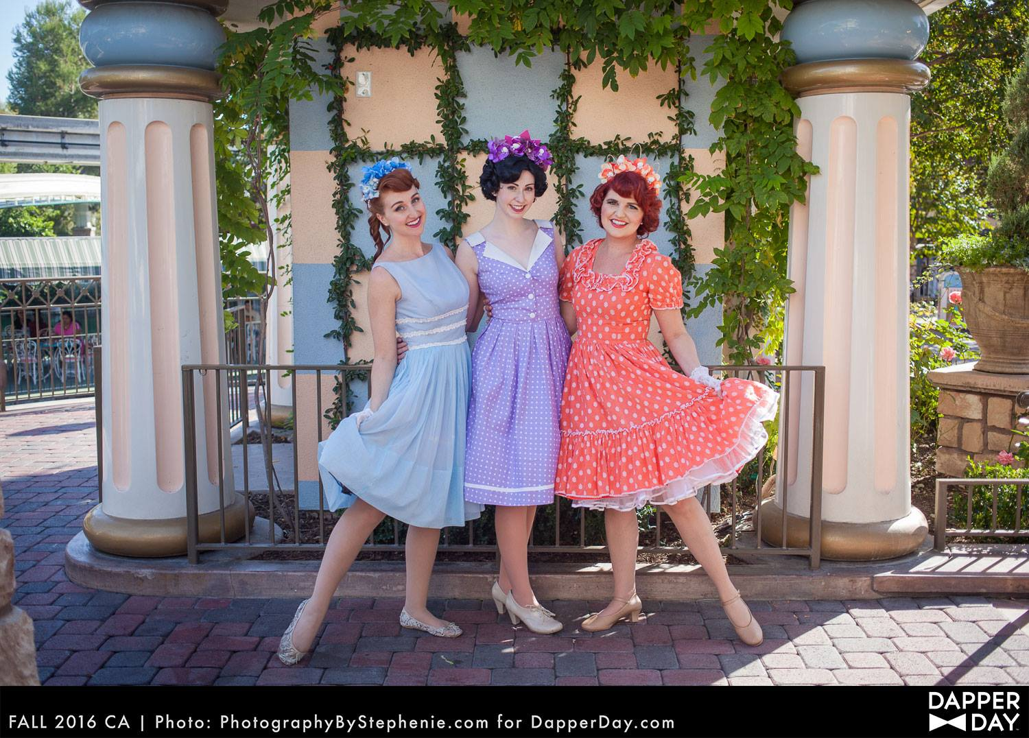 dapper days christmas cheer disneyland in fall - What Day Does Christmas Fall On