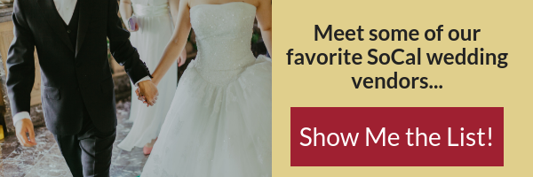 Show me the SoCal wedding vendor list
